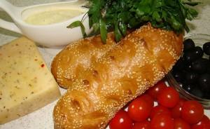 Бутерброды божьи коровки