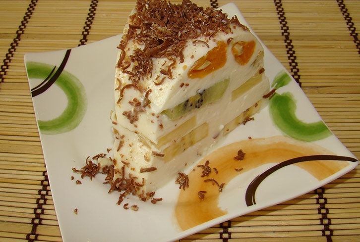 с фото творогом тортов рецепт желатин с