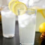 Домашній лимонад з ваніллю