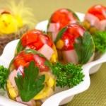 Заливні яйця