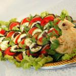 Закуска Жар-птица для праздничного стола
