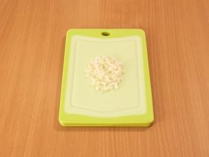 Запеченная семга под шпинатным соусом