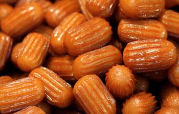 Турецкая сладость Тулумба