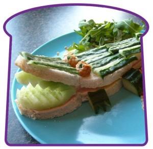 Креативні бутерброди