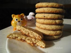 Горіхово медове печиво