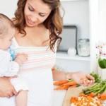 Новогоднее меню кормящей мамы