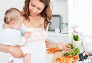 Новорічне меню годуючої мами