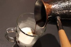 Праздничный кофе