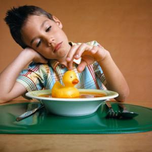 Як нагодувати нехочуху?
