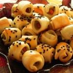 Печенье с оливкой