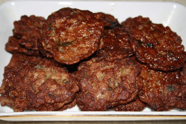 Печёночные котлеты из говяжьей печени с морковью рецепт