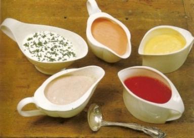 Готуємо смачний соус