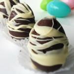 Пасхальные творожные яйца