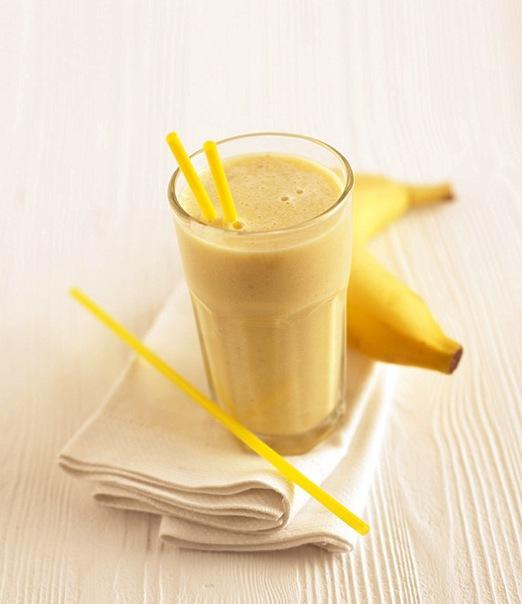 Банановий коктейль