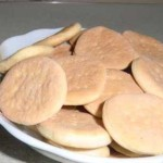 Домашнее печенье «Мария»