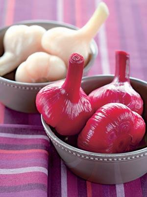 Рецепт маринованого часнику