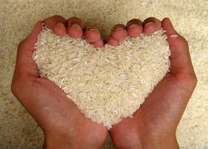 Рис для схуднення