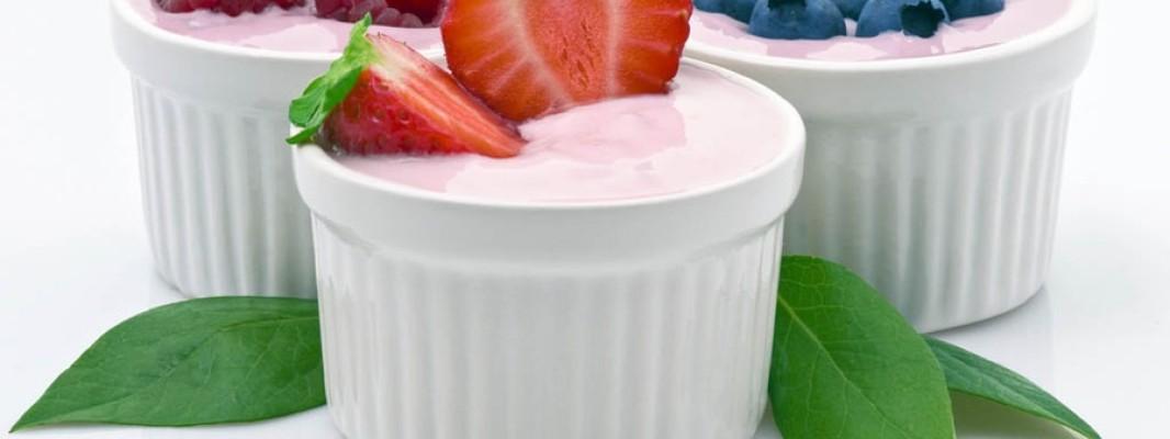 Йогурт в аэрогриле