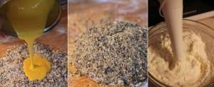 Галицький сирник на маковій основі