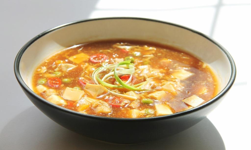 Бульон-суп из фазана по уйхазски