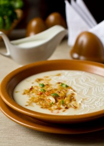 Суп пюре з кислої капусти