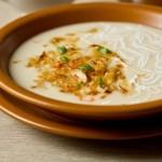 Суп-пюре з кислої капусти