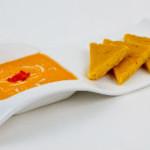Крем-суп з солодкого перцю