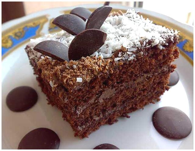 торт маркиза рецепт