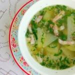 Немецкий овощной суп