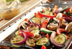 Ароматні овочі гриль