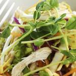 Салати з пекінською капустою різноманітні