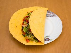 Тортильяс с начинкой