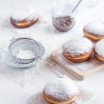 Krapfen, Bomboloni или просто Пончики