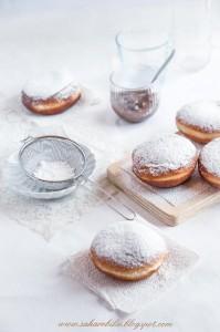 Krapfen, Bomboloni або просто Пончики