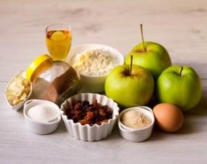 Яблучний штрудель