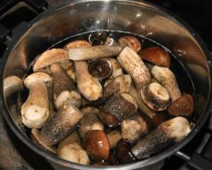 Мясний хліб з томатами і грибами ...