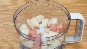 Котлети з яскравими овочами і секретним інгредієнтом