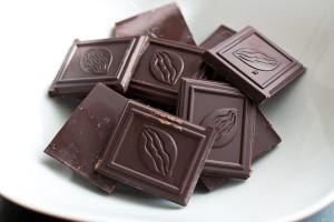 Заморожені банани в шоколаді