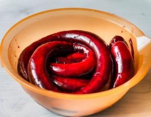 Кровяна ковбаса
