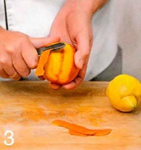 Ревенево яблучне варення з мятою