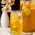 Цитрусовий крижаний чай