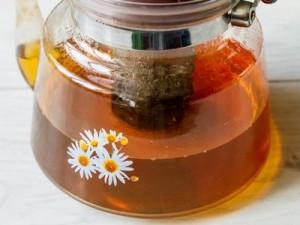 Цитрусовый ледяной чай