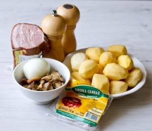 Картопляна ковбаса