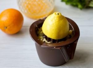 Мятний лимонад