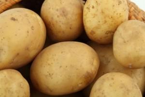 Тушкована картопля з грибами