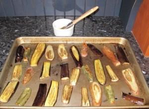 Запечені баклажани в духовці