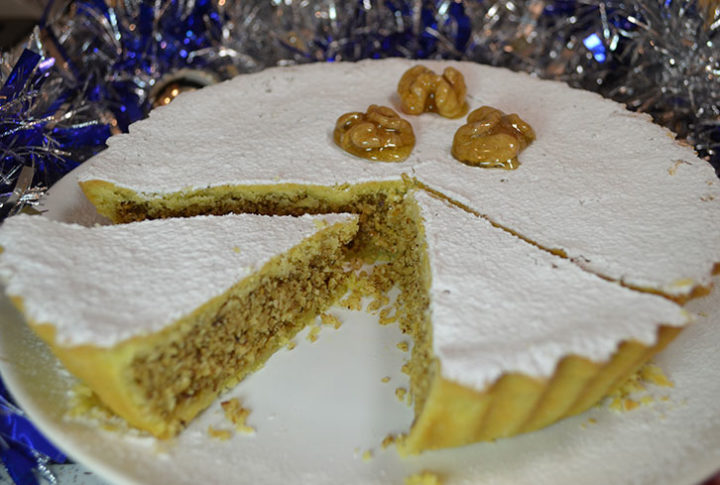Горіховий пиріг