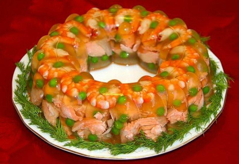 Судак – один из наиболее удачных вариантов рыб для заливного.