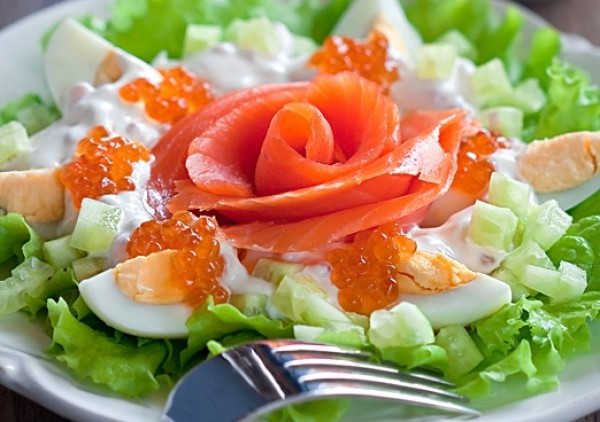 5 смачних салатів на Новий рік