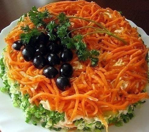 5 вкусных салатов на Новый год